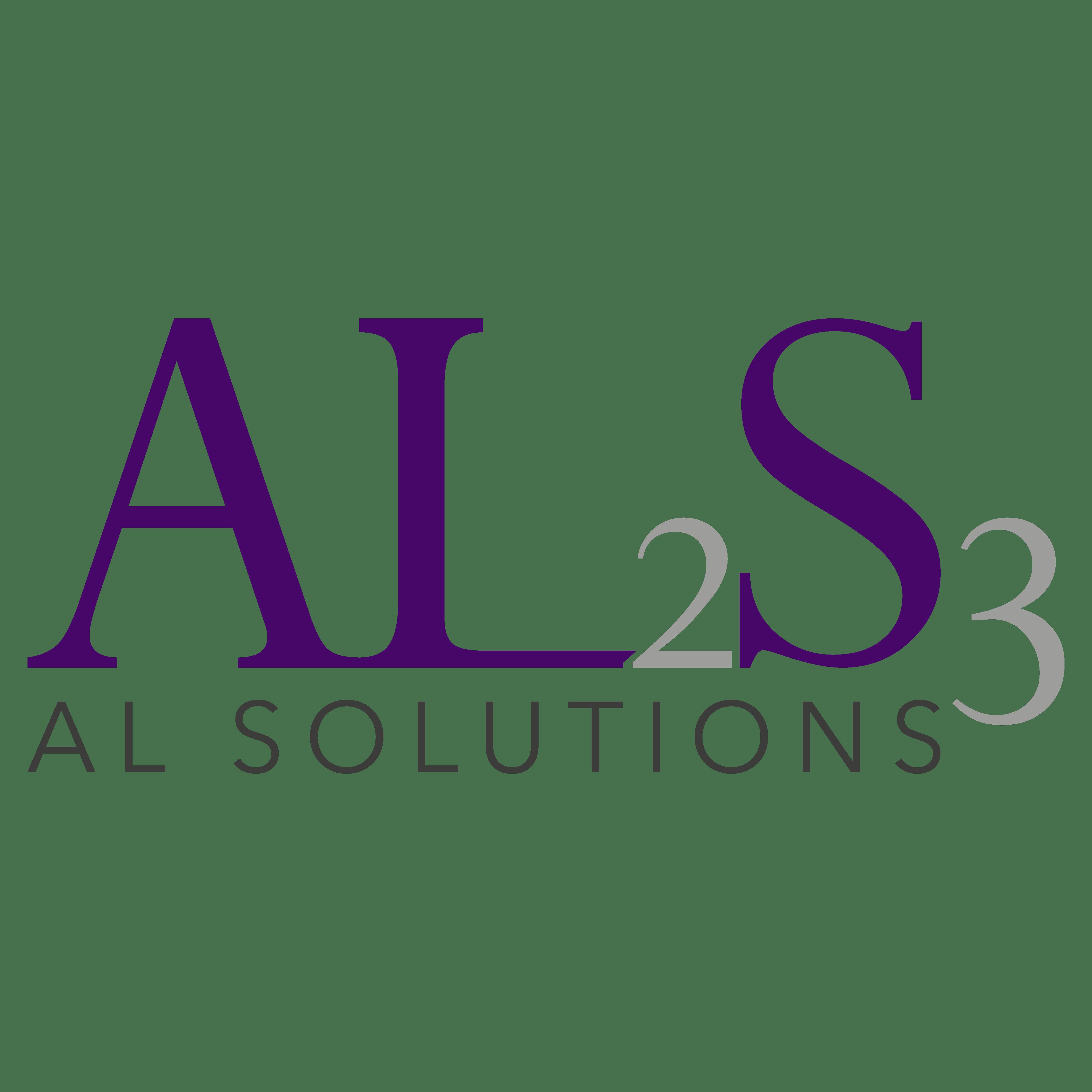 AL Solutions Logo